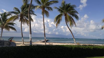 Photo for Stunning 2BR Beach Front Condo