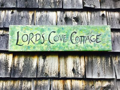 Photo for Lords Cove Cottage In Brooksville Maine