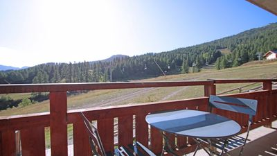 Photo for 1BR Apartment Vacation Rental in Puy-Saint-Vincent