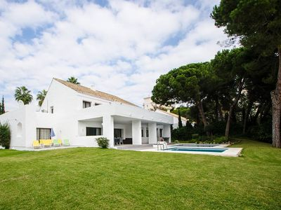 Photo for A Luxurious Modern Style Villa 13 in Puerto Banus for Short Term Rent