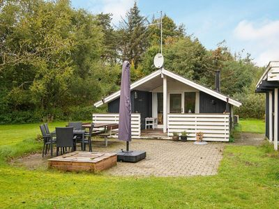 Photo for Cosy Holiday home in Ebeltoft with roofed terrace