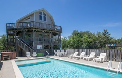 Photo for C0268 Keepsake. Private Pool w/Kiddie Pool, Hot Tub, Pets OK, Well Equipped!