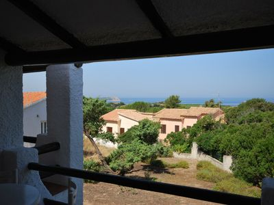 Photo for Charming villa with sea view in residence with swimming pool