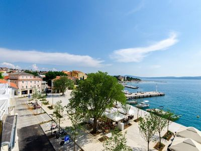 Photo for Holiday apartment Selce for 2 - 4 persons with 2 bedrooms - Holiday apartment