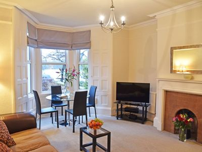 Photo for No. 1 The Manse - 2 bedroom apartment overlooking the Heath
