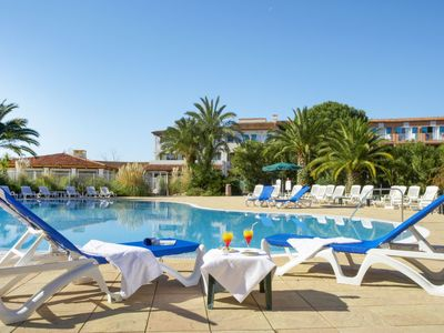 Photo for Apartment Soleil de Saint Tropez (POG152) in Port Grimaud - 2 persons, 1 bedrooms
