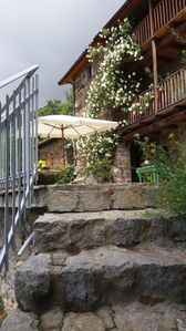 Photo for Baita Le Jafe` (the fairies), balcony on the Piedmont - Bilocale 1