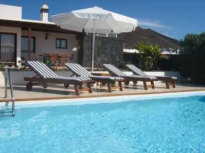 Photo for Villa Aguaviva with private heated pool and wifi