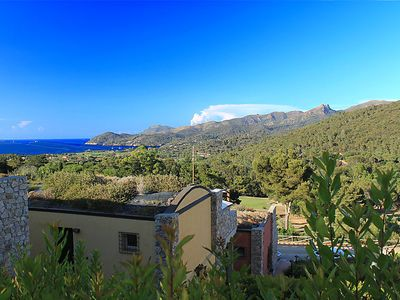 Photo for One bedroom Apartment, sleeps 4 in Casa Marchetti with Pool and WiFi