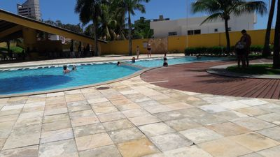 Photo for 3 bedroom apartment on the beach of Ponta Negra