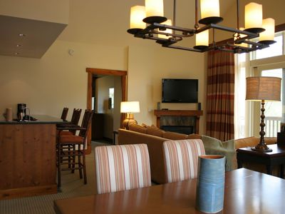 Photo for The Lodge at Spruce Peak 2BD  ENDLESSVIEW  $$ OFF RACK RATES