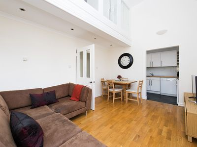 Photo for Split-Level Spacious 2BR – Heart of Fulham - Two Bedroom Apartment, Sleeps 4