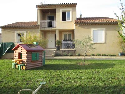 Photo for House in Saint Victor la Coste in Provence, near Avignon