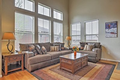 You'll absolutely love the beautifully appointed living space.