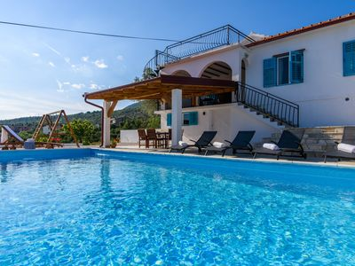 Photo for Holiday home Trogir Flower - villa with a private pool