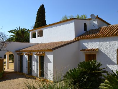 Photo for Tidy farm house on a fruit plantation in the heart of Andalucia