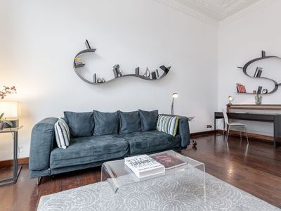 Photo for South Ken Apartment by BaseToGo