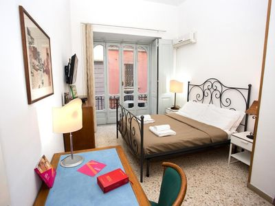 Photo for Apartment 387 m from the center of Naples with Internet, Air conditioning, Lift (993156)