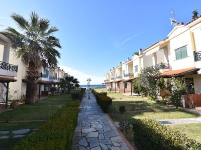 Photo for Pandora Sea Side Maisonette, Nikiti