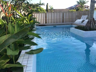 Photo for Immaculate renovated beach house with pool