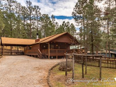 Photo for Golden Pines: 'Tranquility Awaits' With hot tub & Pet Friendly