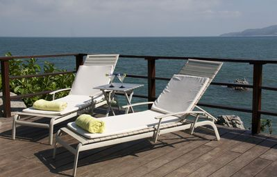 CASA BUQUE (2 bdrm/2 bath) - Relax on the deck!