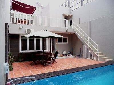 Photo for Good location villa with private pool