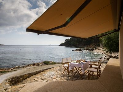 Photo for Casa Brisa Ezaro at the foot of the sea