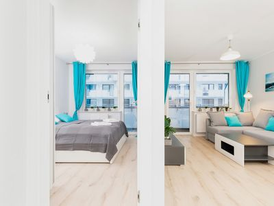 Photo for Apartment Blizej Morza 14/11 with bedroom and balcony