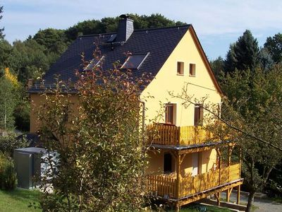 Photo for Holiday apartment Lengenfeld for 4 - 5 persons with 2 bedrooms - Holiday apartment