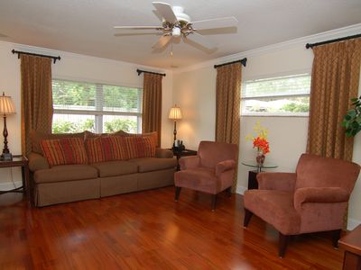 Photo for Gorgeous Home*Great Location*Grill*Free WiFi*AC*Baby Equipment*Pet-Friendly/dog