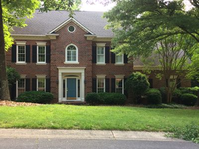 Large family-friendly home in south Charlotte