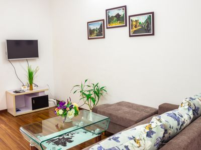Photo for INCOHOME 313-2br Beautiful Apt w sparkling balcony