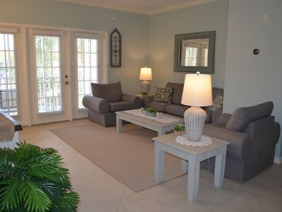Photo for Beautiful Barnes Plantation Condo / Great Monthly Rates for Fall / Winter