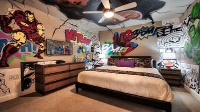 Photo for Super Heros- Star wars themed bedrooms-Pool table-Free shuttle to disney-