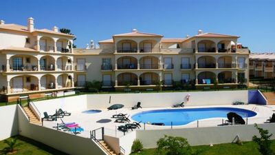 Photo for 2 bedroom Apartment, sleeps 4 with Pool, Air Con and FREE WiFi