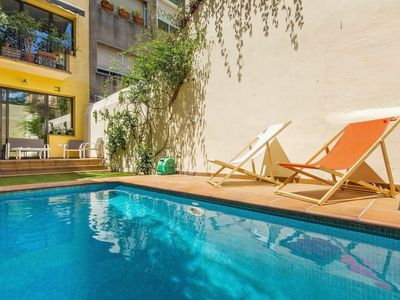 Photo for Modern Apartment in Gracia with Private Pool