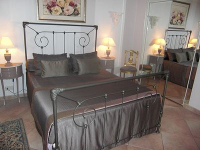 Photo for Rental t3, dern floor, 4 stars class, in the village of St Tropez