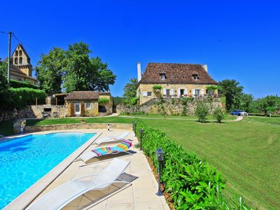 Photo for Superb 4 bedroom House in Nadaillac-de-Rouge (Q3799)