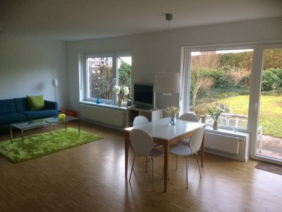 Photo for SPEYER South, Modern 2 bedroom apartment with garden