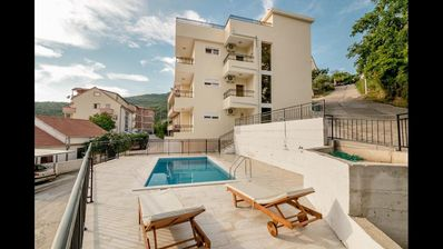 Photo for Sunny Apartments in Herceg Novi, Montenegro