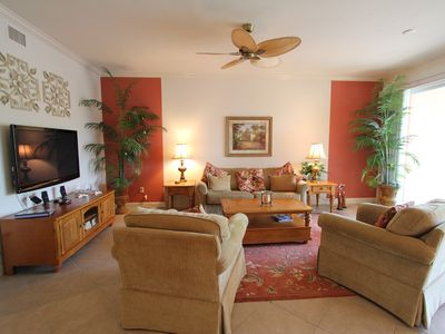 Photo for Beach Bungalow -     Beautiful condo overlooking pool with lake & fountain!