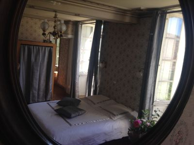 "Photo for More ""The Garden of Delights"" for 3, two beautiful adjoining rooms"