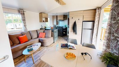 Photo for Camping Village Siblu The Lake of Dreams **** - Mobil Home Excellence 4 Rooms 6/8 People