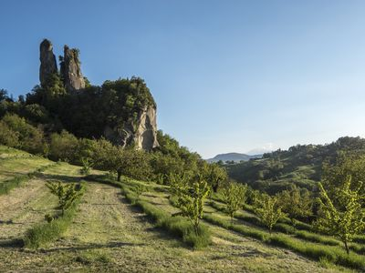 Photo for Sotto i Sassi - A relaxing experience immersed in the Emilia hills