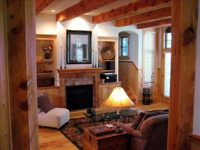 Photo for Award Winning Log Home- Great Views - Ski in -CALL FOR SPECIAL PRICING