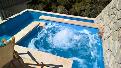 Photo for Villa Punta with Pool and Astonishing Sea View
