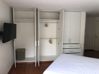 Photo for Modern and bright apartment in front of the Huaca Pucllana Miraflores