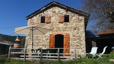 Photo for Quiet independent house in Auvergne