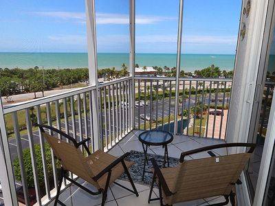 Photo for Updated Kitchen and Bath! Sunset Views! Bonita Beach & Tennis 3807